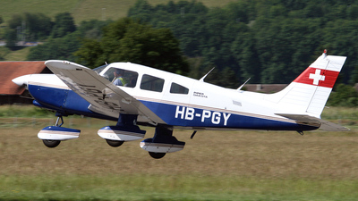 A picture of HBPGY - Piper PA28236 - [288311009] - © HansAir