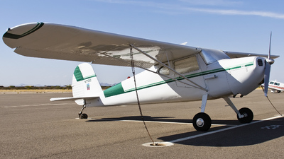N77210 - Cessna 140 - Private