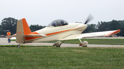 A picture of N63WF - Van's RV4 - [1136] - © Bruce Leibowitz