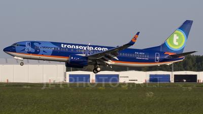 PH-HSV - Boeing 737-8BK - Transavia Airlines