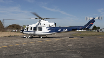 4O-HEK - Agusta-Bell AB-412EP - Montenegro - Police