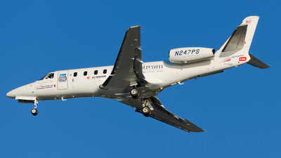 N247PS - IAI 1125 Astra SPX - Gulfstream Aerospace