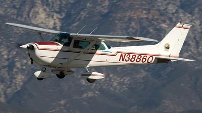 A picture of N3886Q - Cessna 172L Skyhawk - [17259986] - © Jeremy D. Dando
