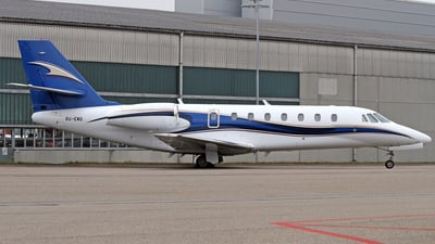 SU-EWD - Cessna 680 Citation Sovereign - Executive Wings Aviation