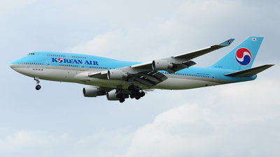 HL7472 - Boeing 747-4B5 - Korean Air