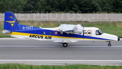 D-CUTT - Dornier Do-228-212 - Arcus-Air