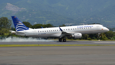 HP-1563CMP - Embraer 190-100IGW - Copa Airlines Colombia