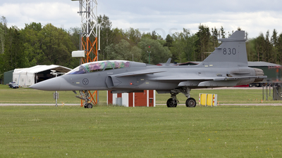 39830 - Saab JAS-39D Gripen - Sweden - Air Force