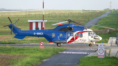 A picture of GBMCX - Airbus Helicopters H215 - [2164] - © Jonathan Mifsud