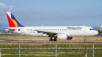 RP-C8609 - Airbus A320-214 - Philippine Airlines