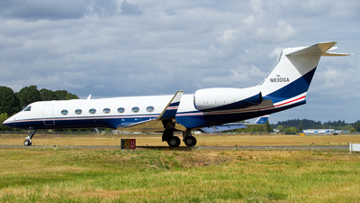 A picture of N830GA - Gulfstream G550 - [5530] - © Russell Hill