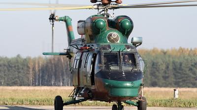 0910 - PZL-Swidnik W3 Sokol - Poland - Army