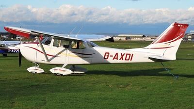 A picture of GAXDI - Cessna F172H Skyhawk - [0574] - © Nigel Garrigan