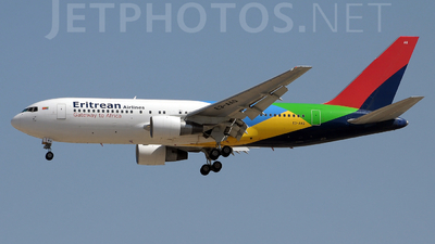 A picture of E3AAQ - Boeing 767238(ER) - [23309] - © jeremy denton