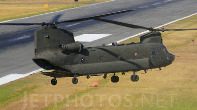 90-0191 - Boeing CH-47D Chinook - United States - US Army