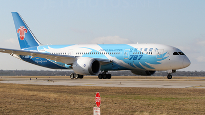 N1014X - Boeing 787-8 Dreamliner - China Southern Airlines