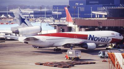 G-BJZE - McDonnell Douglas DC-10-10 - Novair