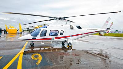 ZR323 - Agusta A109E Power - United Kingdom - Royal Air Force (RAF)