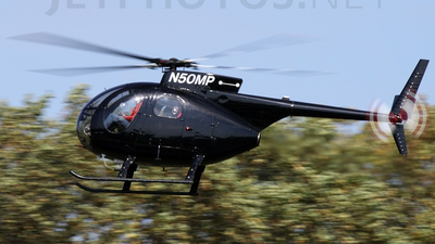 N50MP - Hughes 500C - Private
