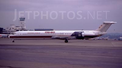 N980DC - McDonnell Douglas MD-81 - McDonnell Douglas