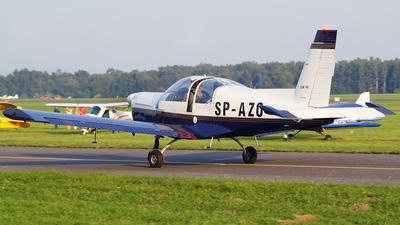 SP-AZO - Zlin 142 - Aero Club - Poznañski