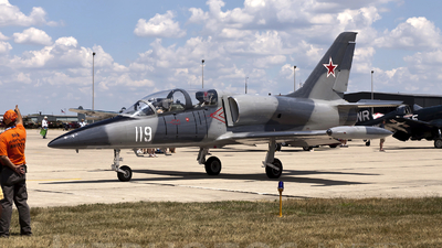 NX139TB - Aero L-39 Albatros - Private