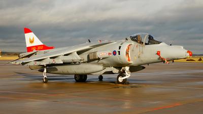 ZG477 - British Aerospace Harrier GR.9 - United Kingdom - Royal Air Force (RAF)