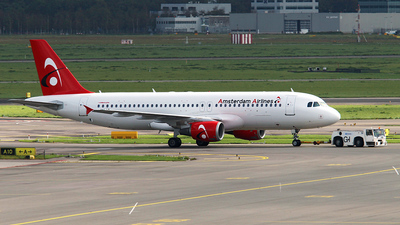 PH-AAZ - Airbus A320-212 - Amsterdam Airlines