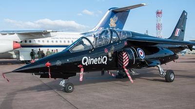 ZJ646 - Dassault-Dornier Alpha Jet A - United Kingdom - Royal Air Force (RAF)