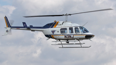 N3NJ - Bell 206L-4 LongRanger - United States - New Jersey State Police