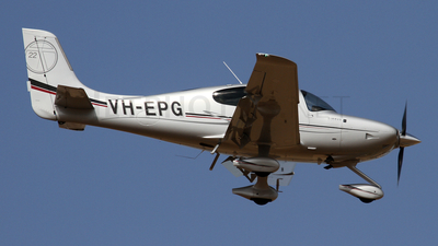 A picture of VHEPG - Cirrus SR22T - [0269] - © Brenden
