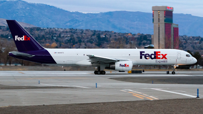 A picture of N940FD - Boeing 757236(SF) - FedEx - © Ryan Coulter