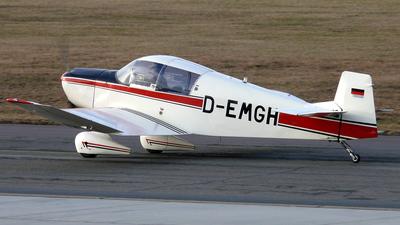 D-EMGH - Jodel DR1050 Ambassadeur - Private