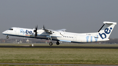 G-JECI - Bombardier Dash 8-Q402 - Flybe