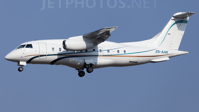 ZS-AAK - Dornier Do-328-310 Jet - Avex Air Transport