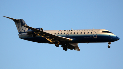N827AS - Bombardier CRJ-200ER - United Express (Atlantic Southeast Airlines)