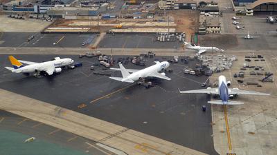 SPIM - Airport - Ramp