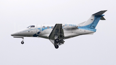 G-VKGO - Embraer 500 Phenom 100 - Private