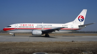B-2977 - Boeing 737-36N - China Eastern Airlines