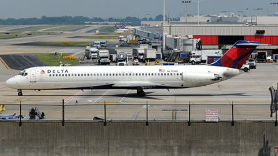 N670MC - McDonnell Douglas DC-9-51 - Delta Air Lines