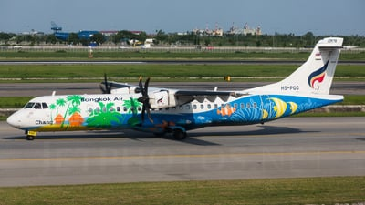 HS-PGG - ATR 72-212A(500) - Bangkok Airways