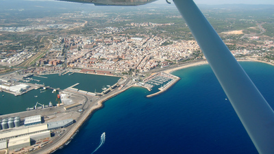 EC-DMC - Reims-Cessna F152 - Aero Club - Barcelona-Sabadell