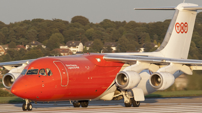 OO-TAK - British Aerospace BAe 146-300(QT) - TNT Airways