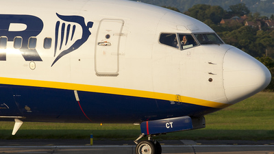 EI-DCT - Boeing 737-8AS - Ryanair