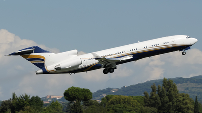 ZS-PVX - Boeing 727-2N6(Adv) - Fortune Air