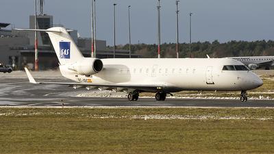 EC-IDC - Bombardier CRJ-200ER - Scandinavian Airlines (SAS)