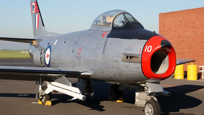 A94-910 - CAC CA-27 Sabre Mk.30 - Australia - Royal Australian Air Force (RAAF)