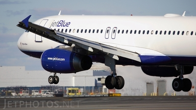 N582JB - Airbus A320-232 - jetBlue Airways