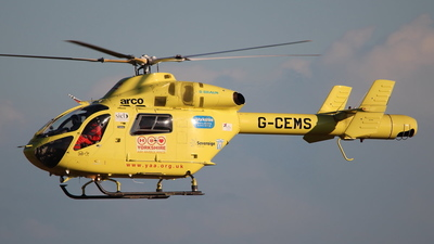 A picture of GCEMS - MD900 Explorer - [90000089] - © John Burton