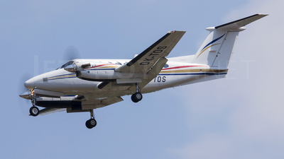OK-TOS - Beechcraft B200 Super King Air - Air Prague